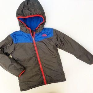 North face boys jacket size 6
